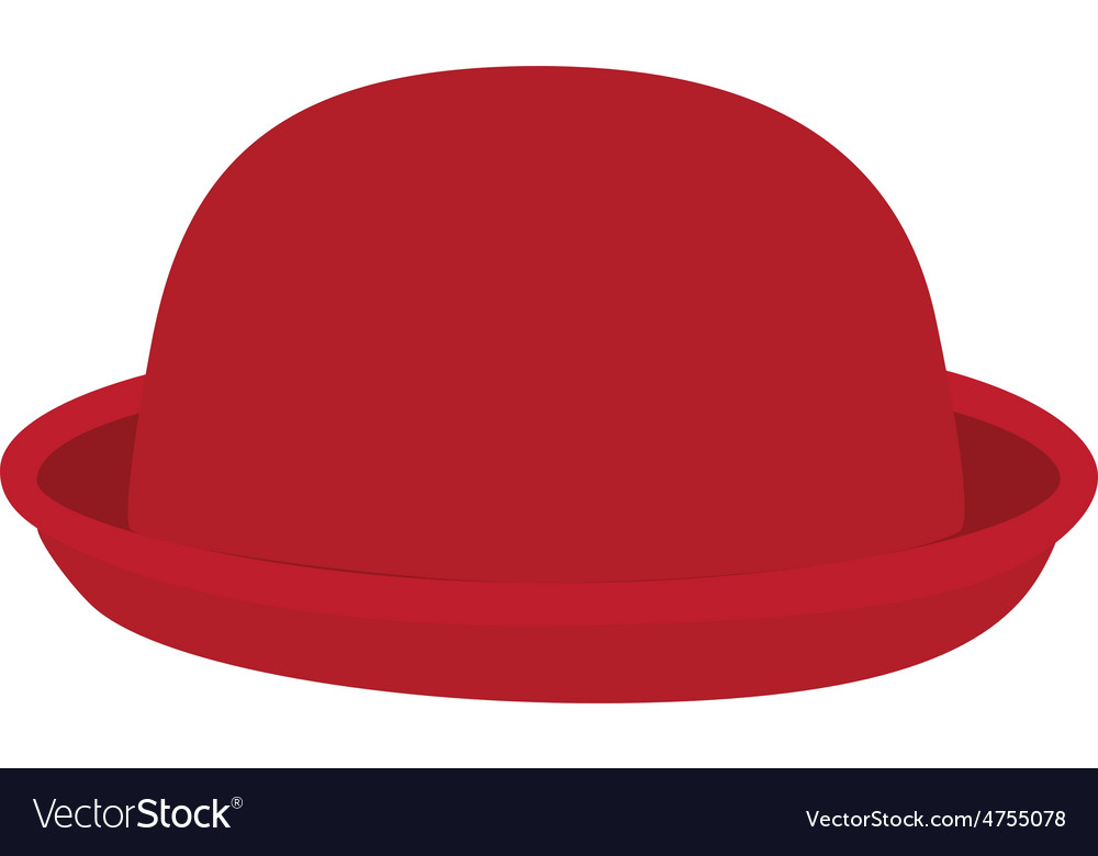 288474a86180d Red hat Royalty Free Vector Image - VectorStock
