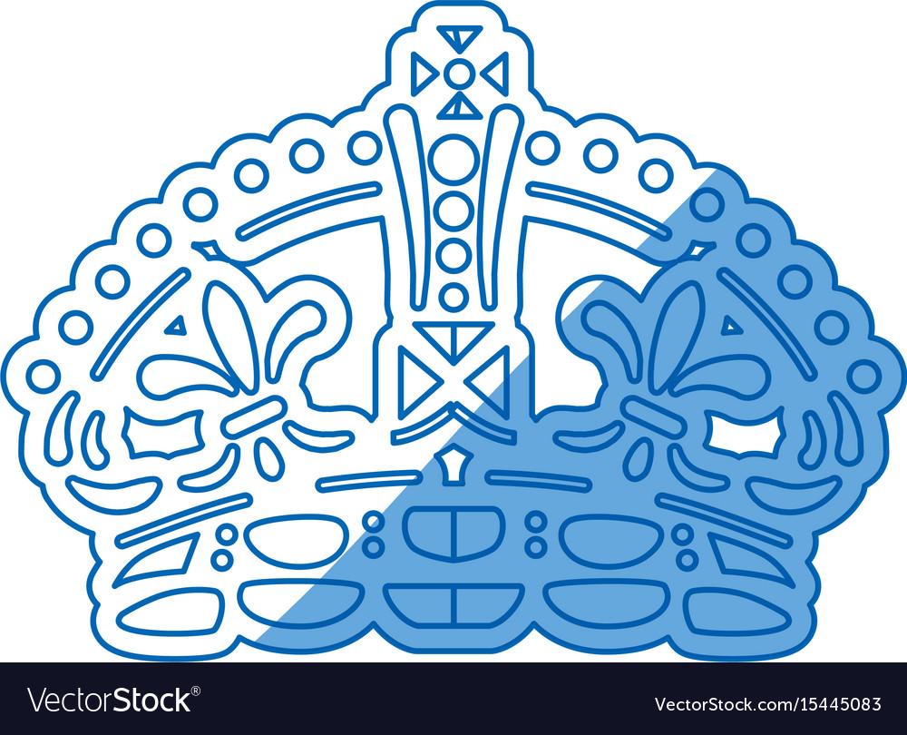 Queen crown symbol