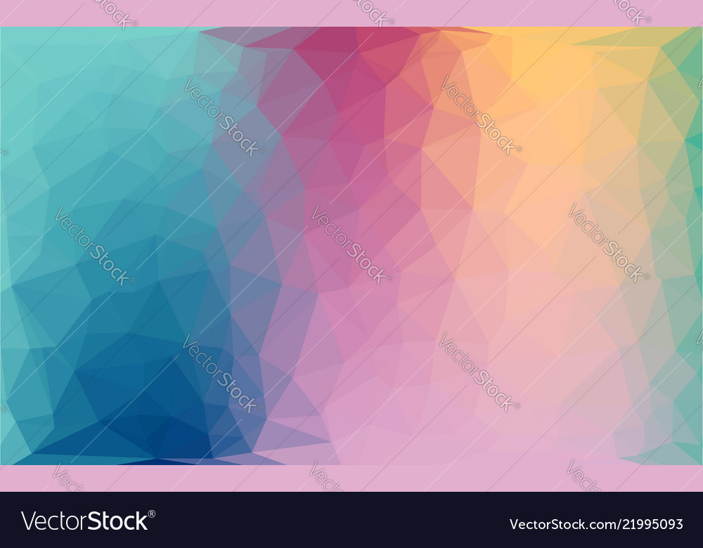 Abstract geometric style smooth background blur