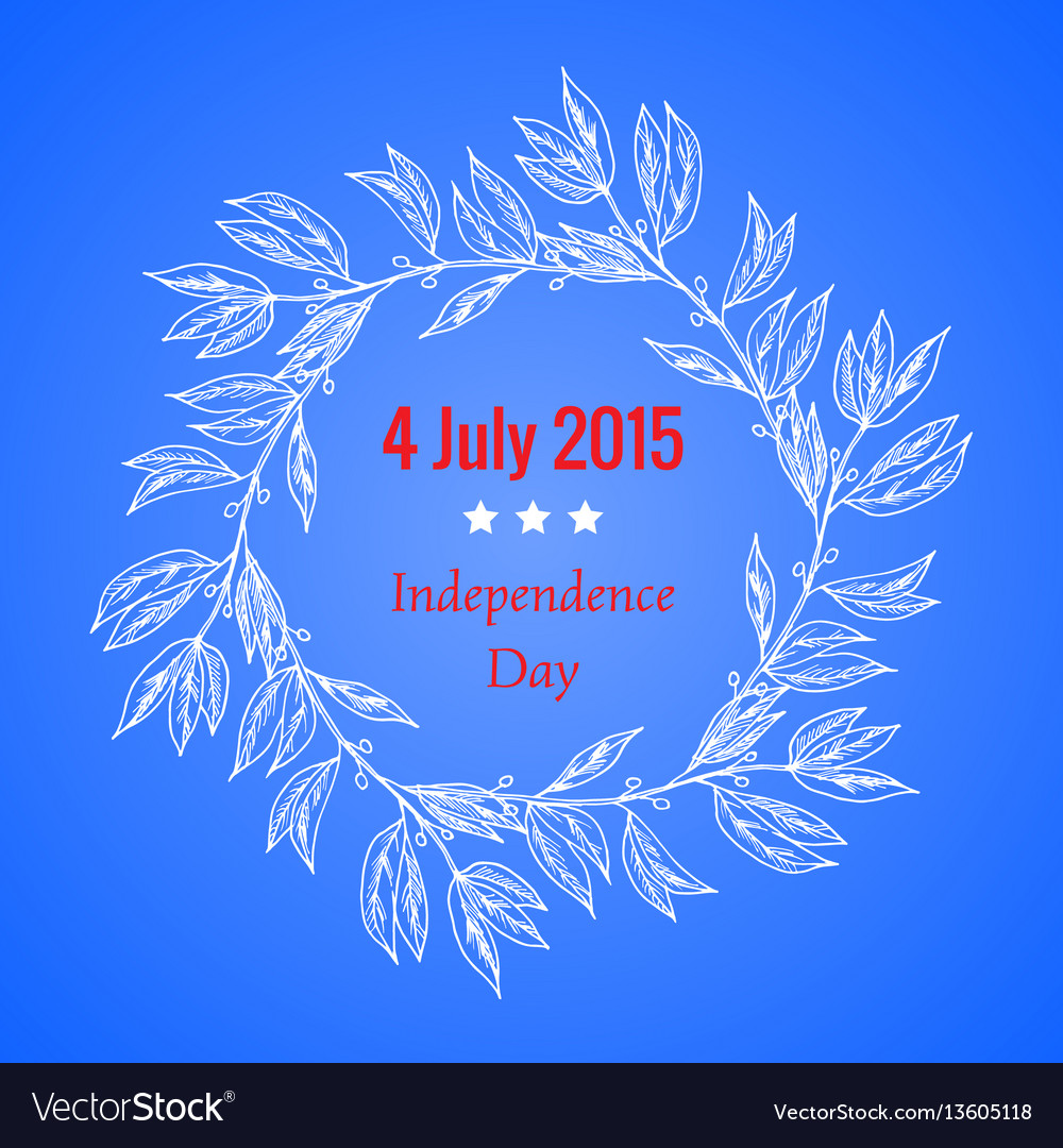 Fourth july american independence day