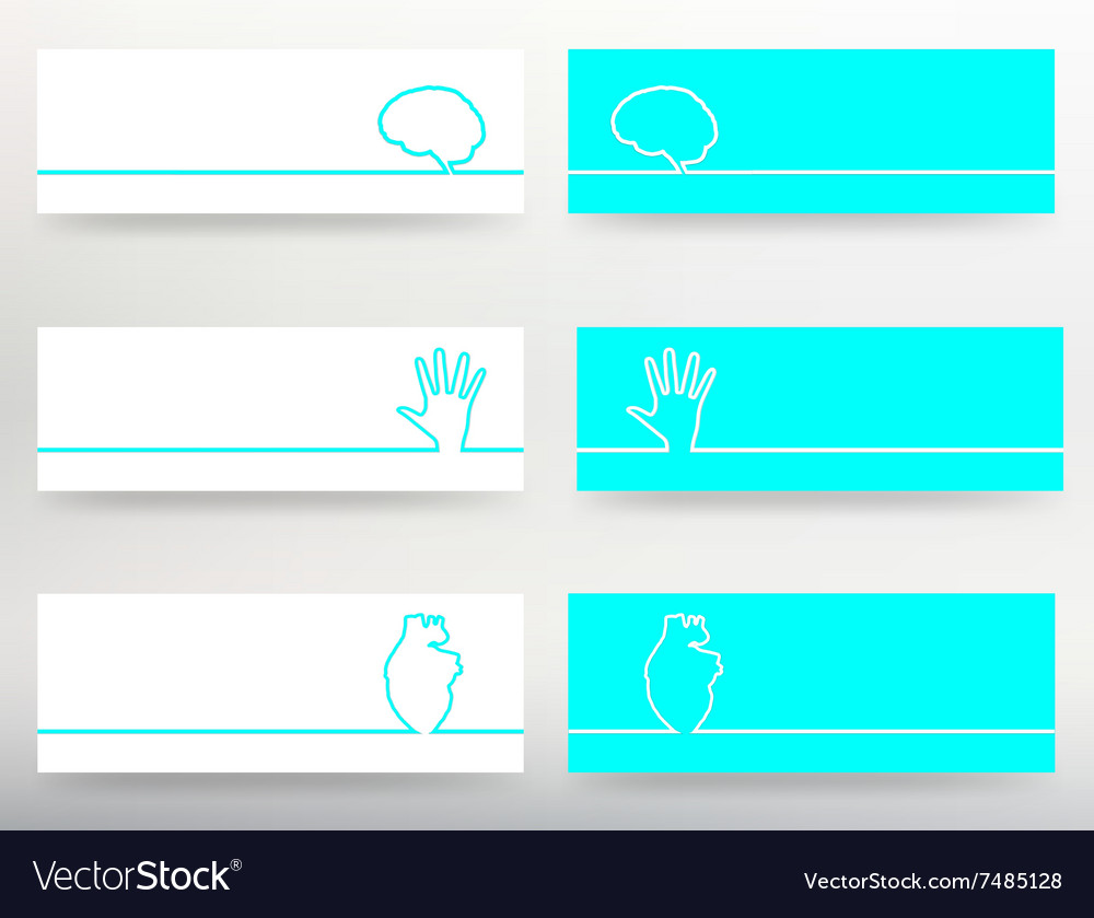 Creative concept Background of the human brain