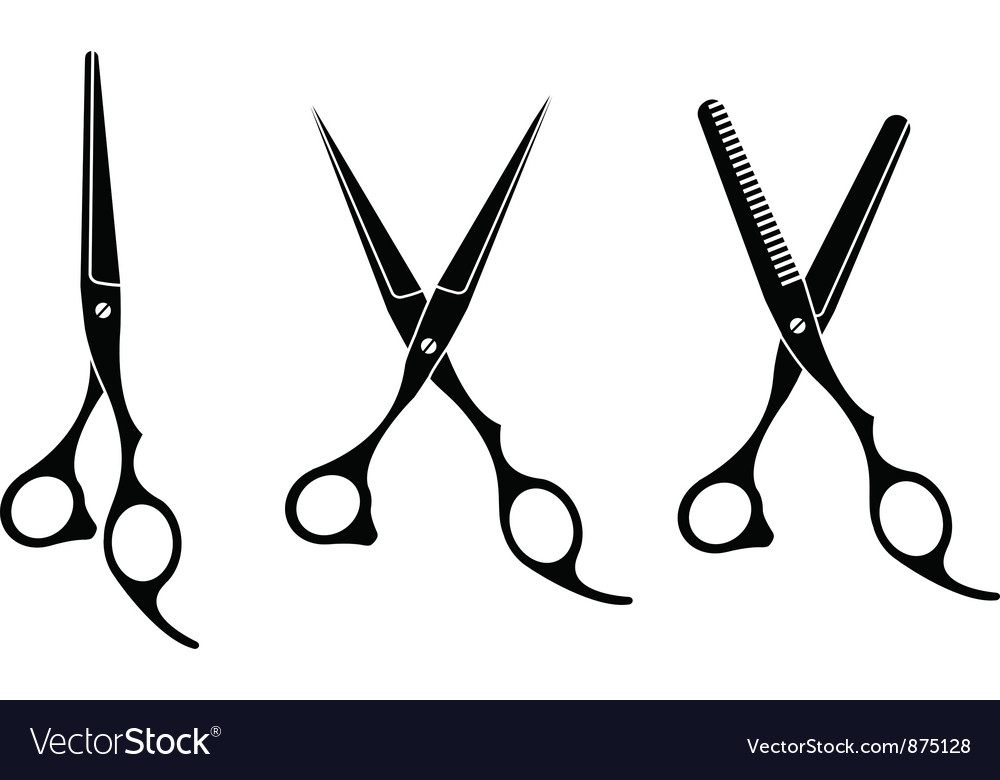 scissors royalty free vector image vectorstock rh vectorstock com scissor factory on carver street in sheffield scissor factory carlton south yorkshire