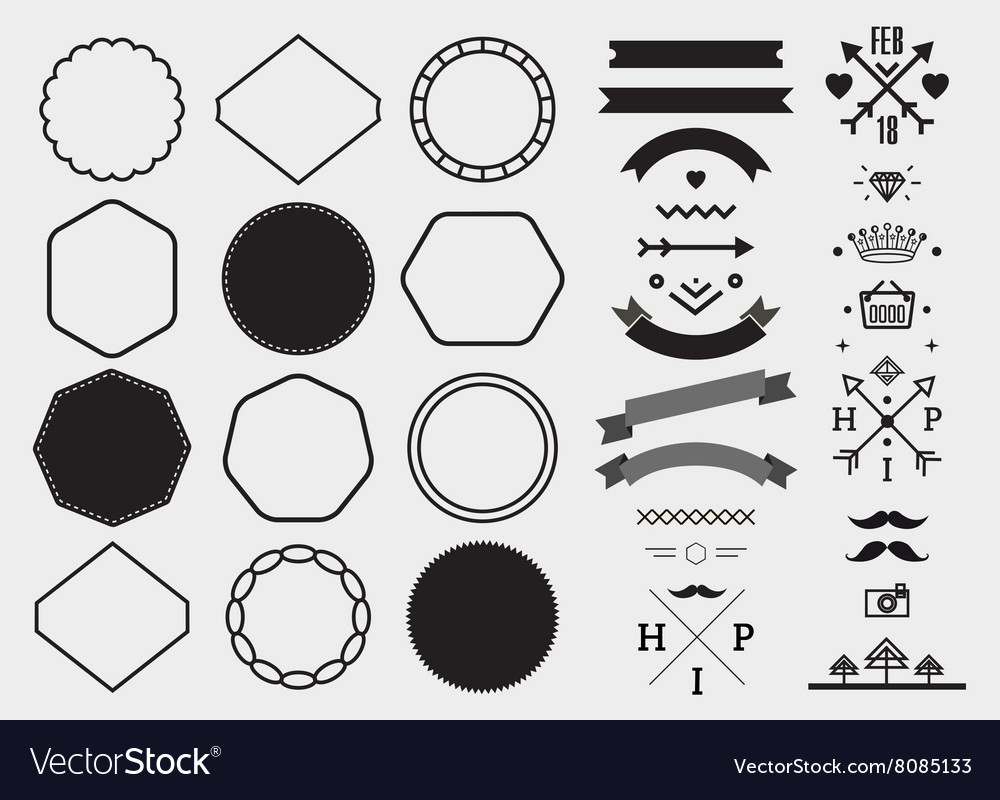 Design template set collection for making