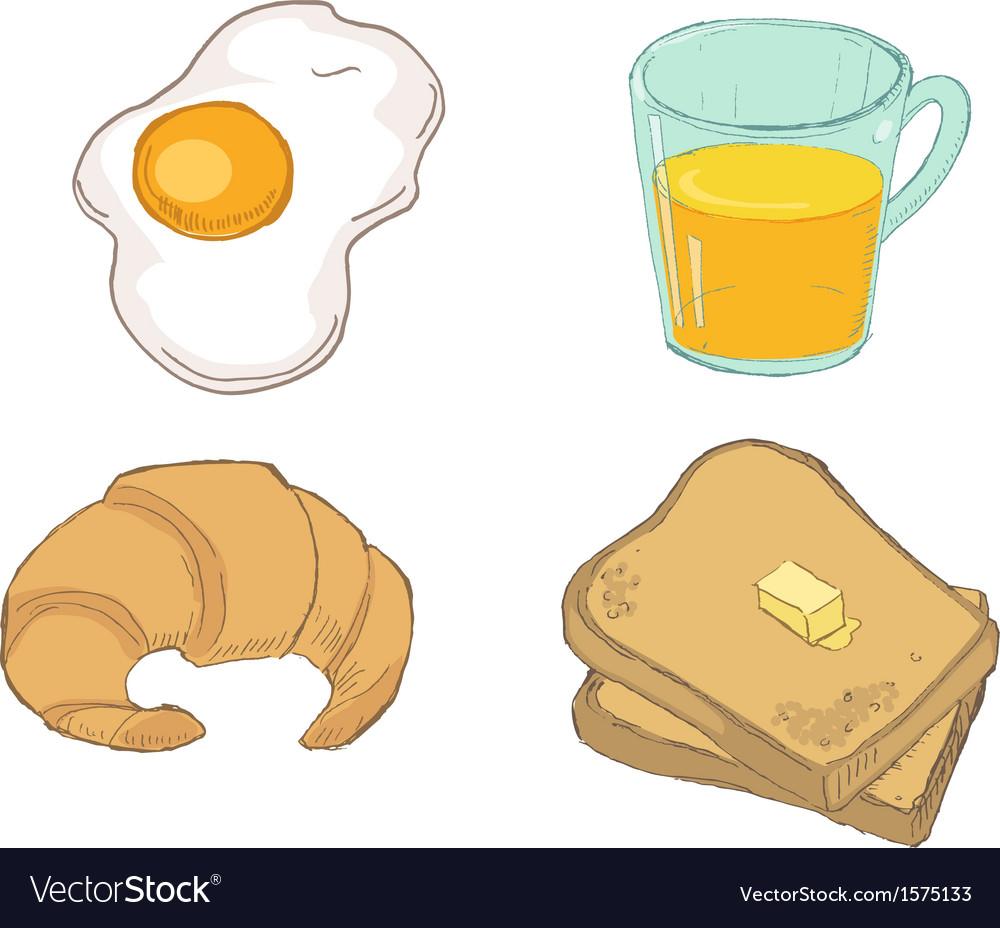 Drawn Breakfast