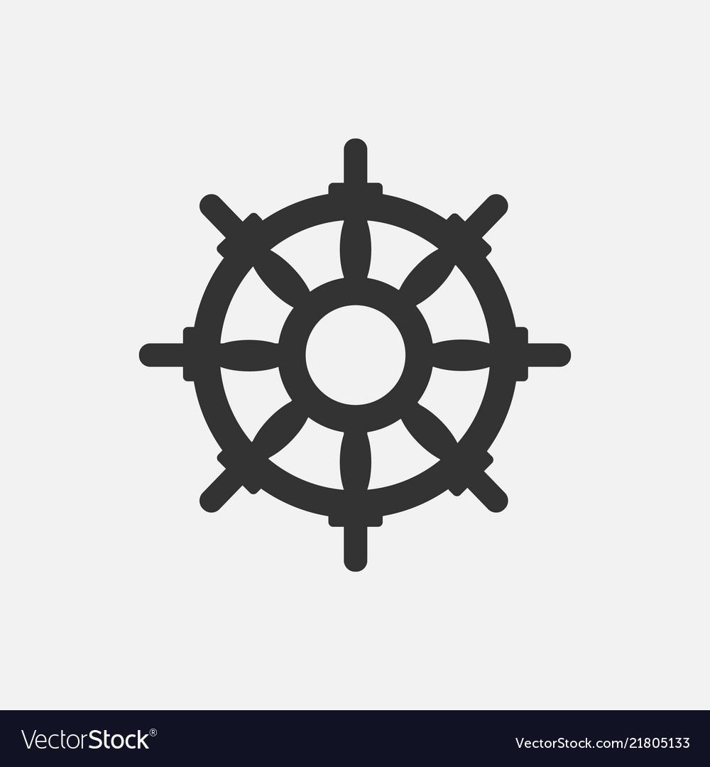 Handwheel icon