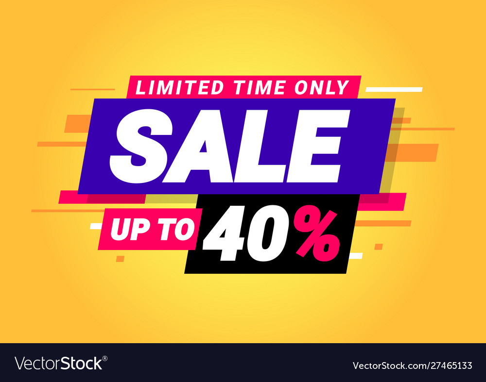 Sale special offers