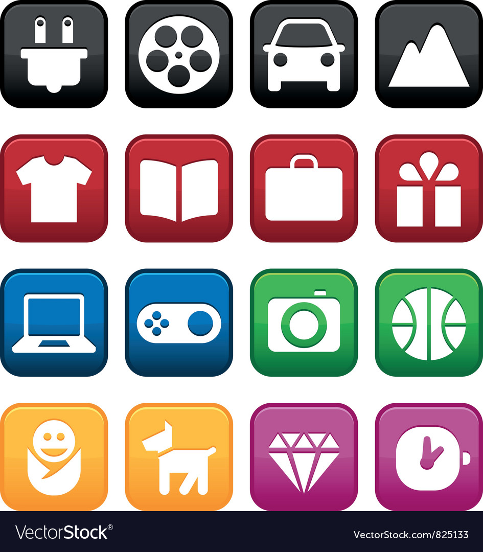 Shopping and Store Icons