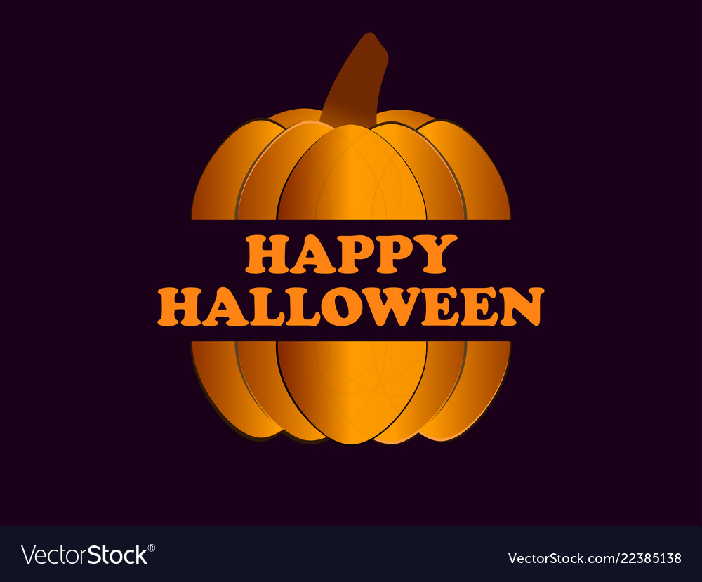 Happy halloween october 31st holiday greeting