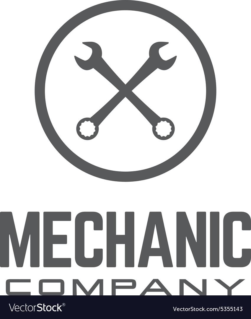 Generic Wrench Logo