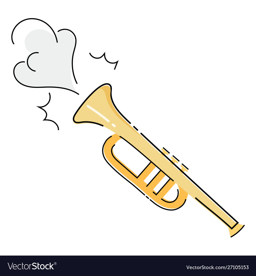 Musical pipe that makes a sound a