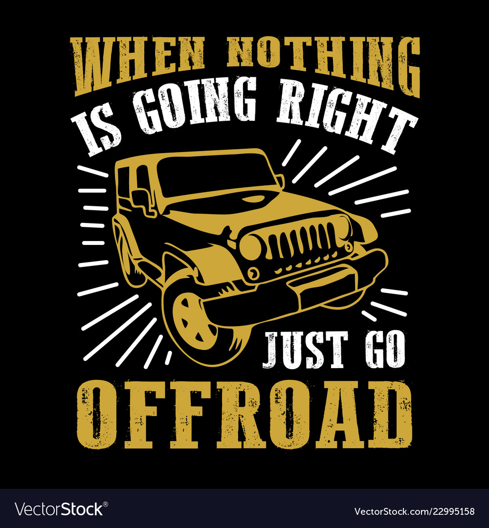 Jeep Car Quotes Vector Images 14