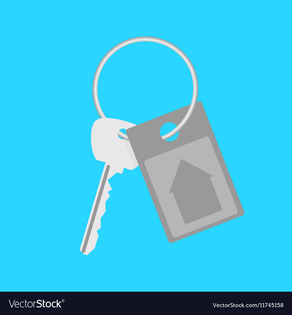 Keys to new house