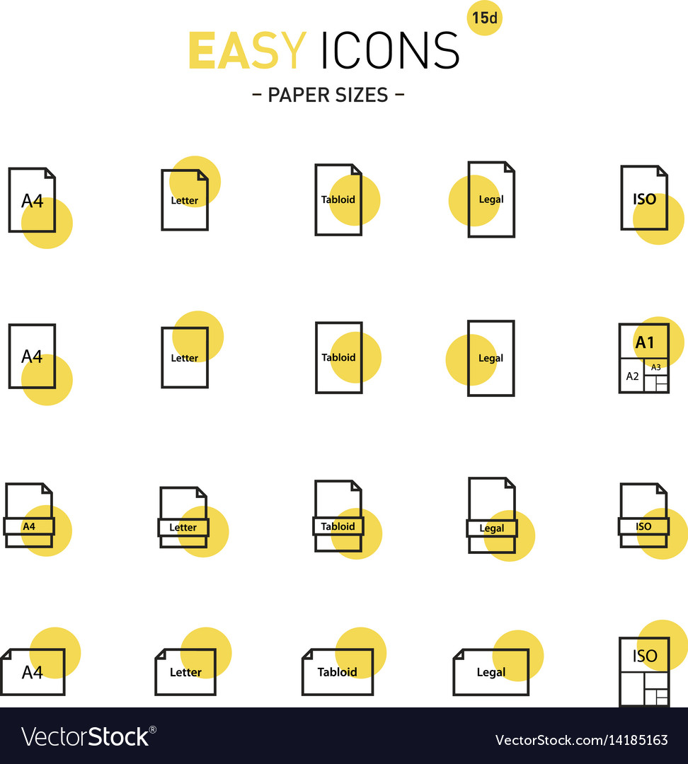 Easy icons 15d papers