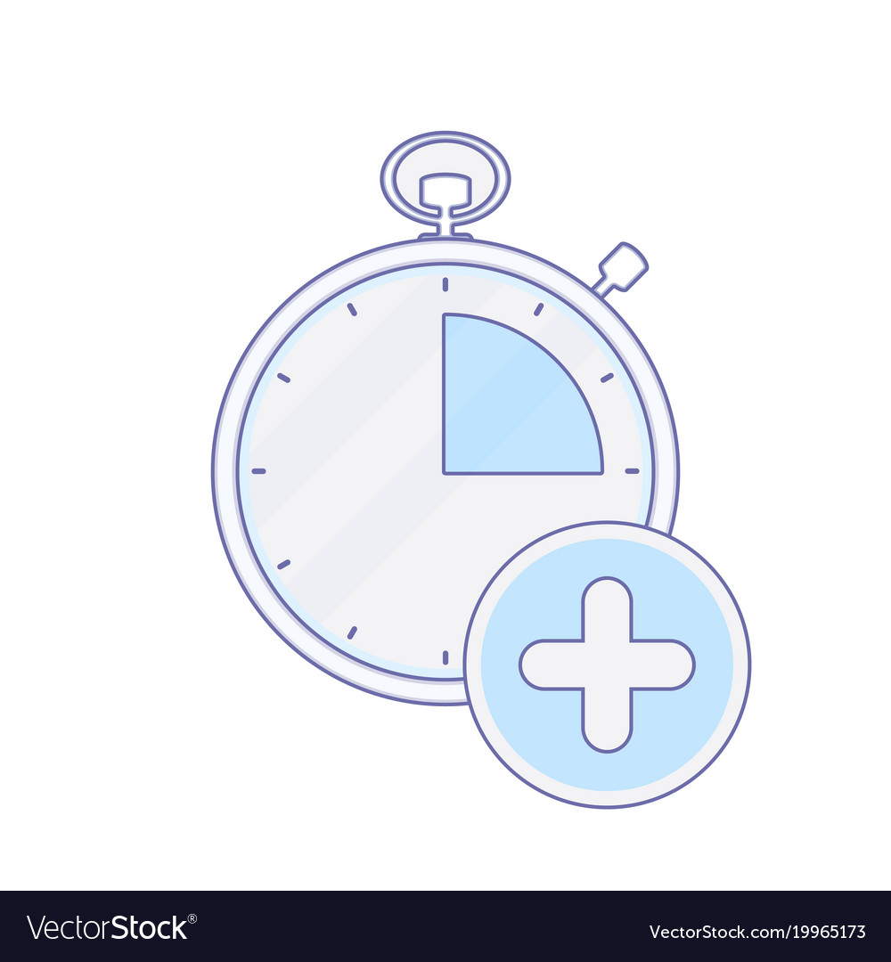 Add alarm clock hour minute time timer icon
