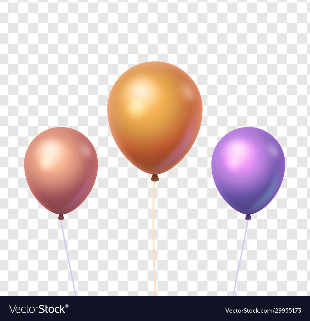 Balloon isolated object