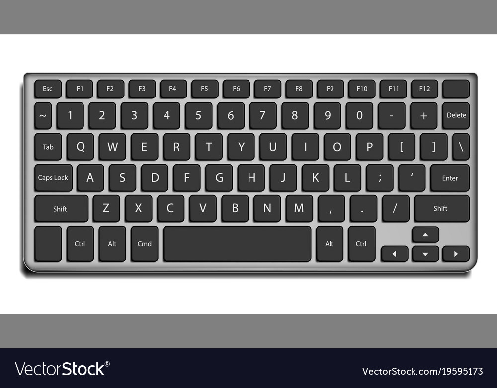 The Keyboard Letters