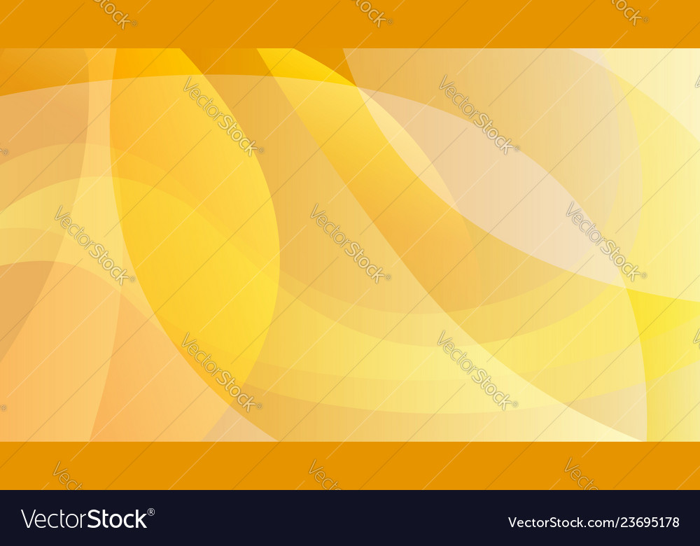 Abstract Orange Color Technology Background