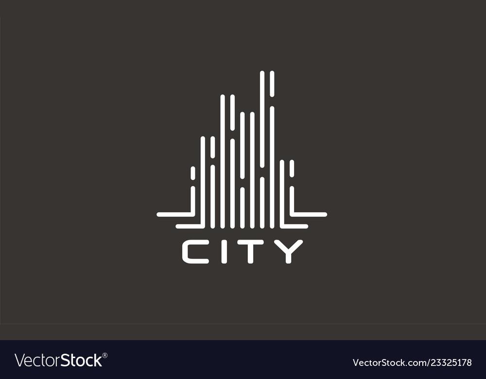 Real estate logo design build