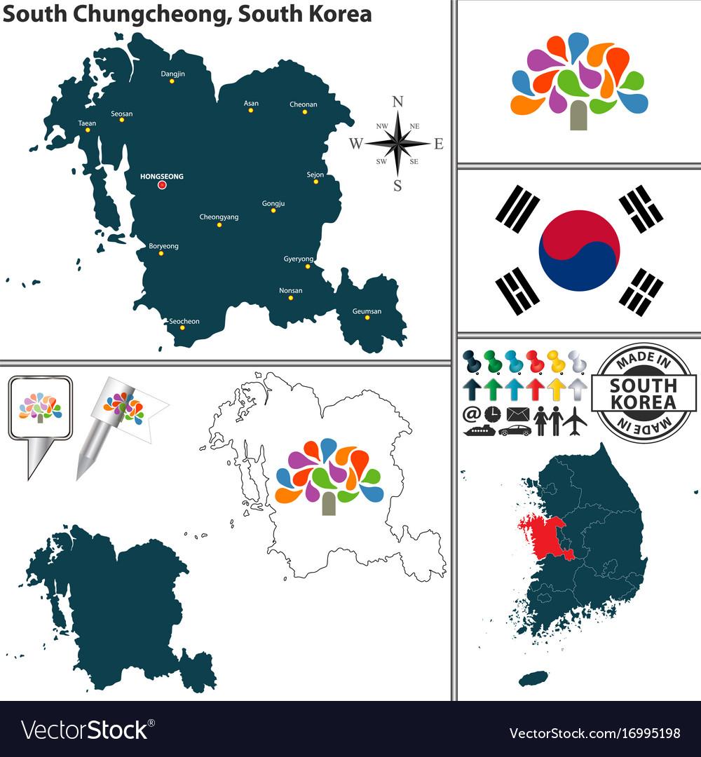 South chungcheong province south korea