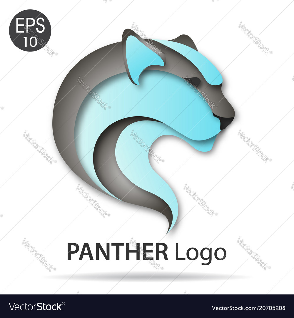 Panther logo color