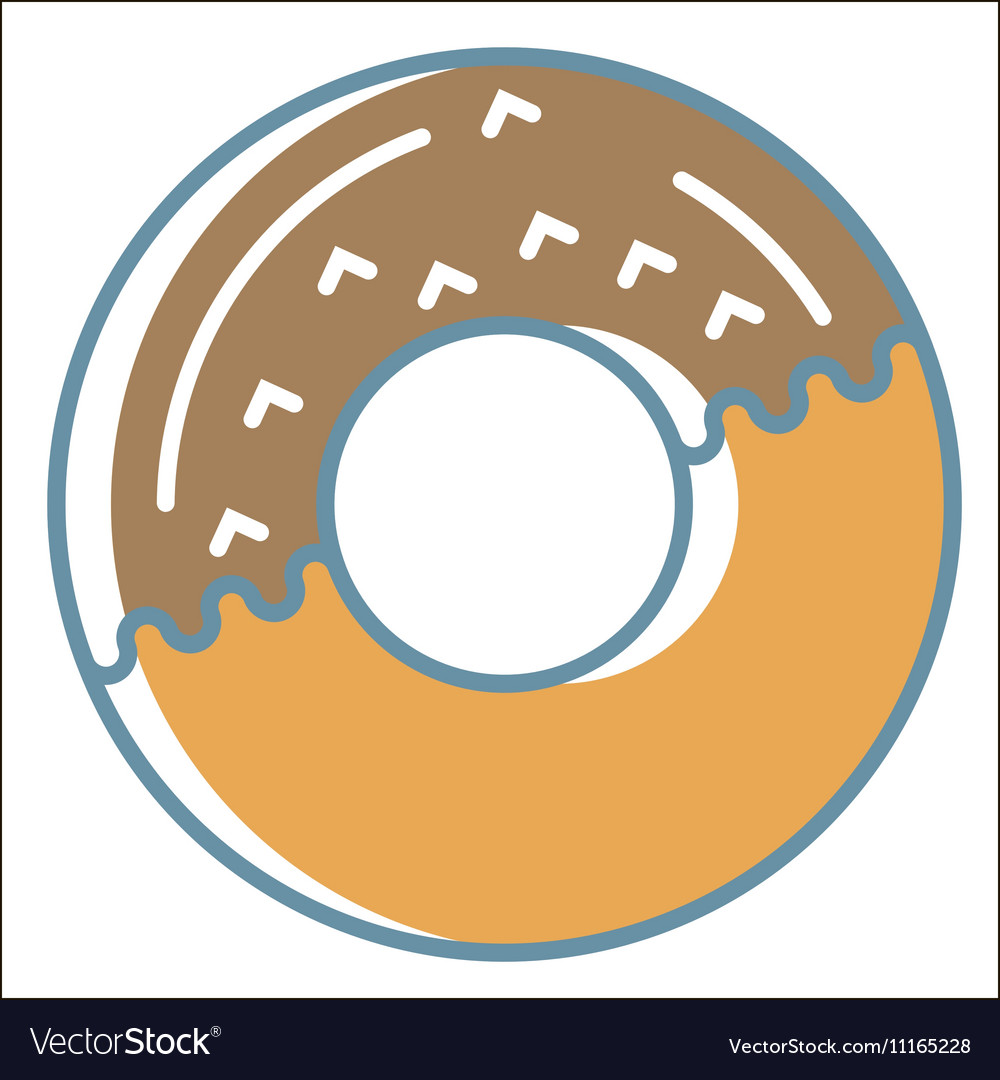 Donut icons collection