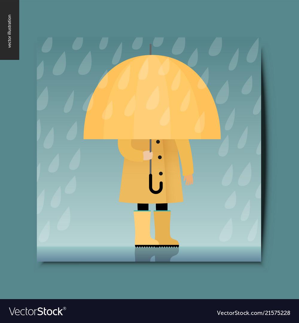 Simple things - umbrella