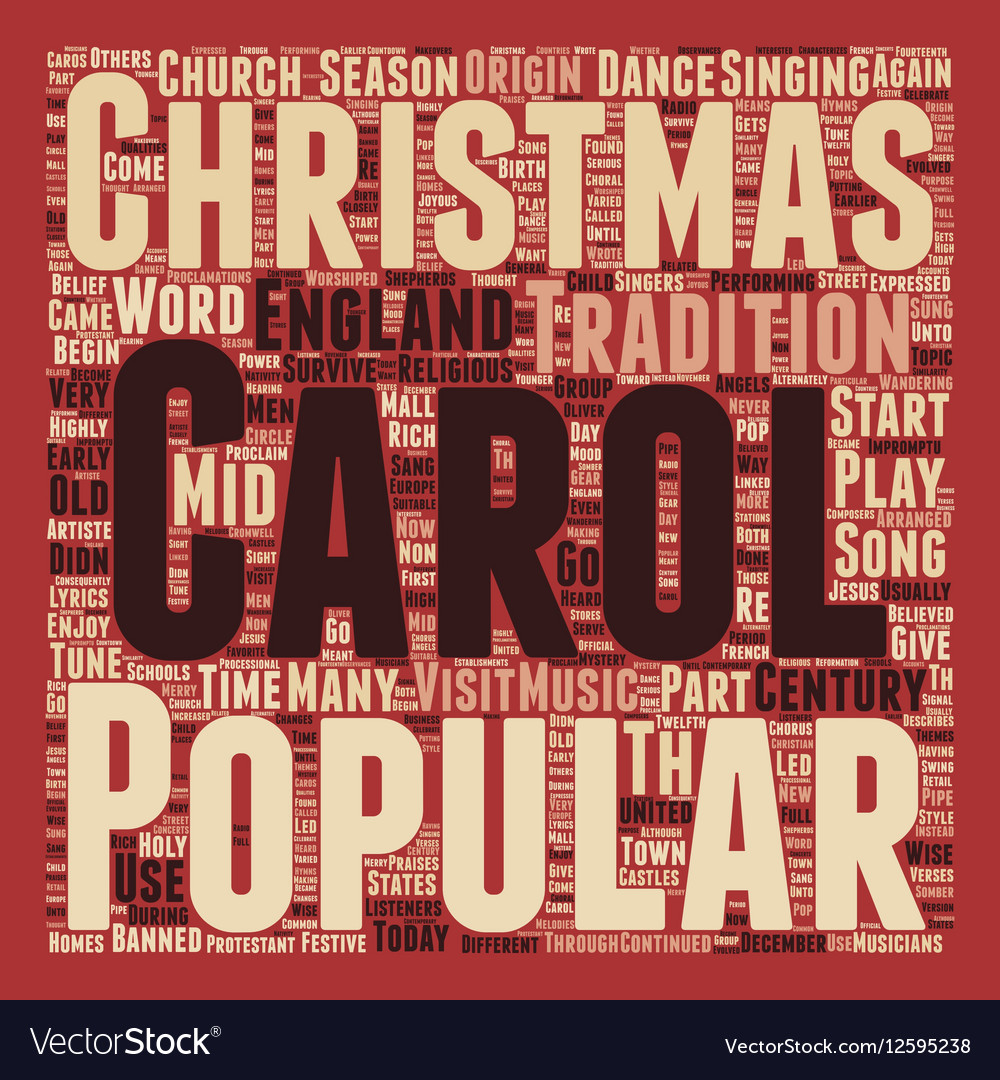 Christmas Article 38 text background wordcloud