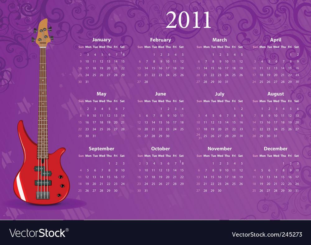 bass guitar wallpaper hd. wallpaper 2011 calendar.