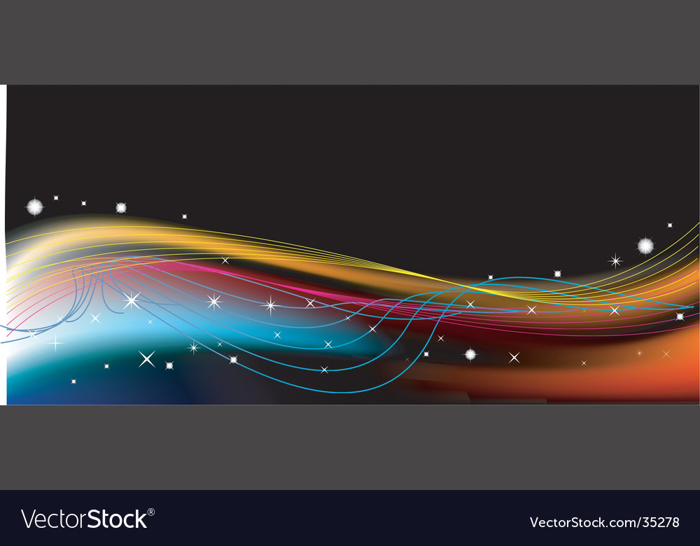 Motion background vector image
