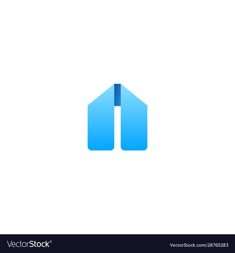 A letter logo icon