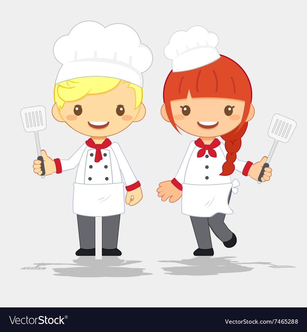 Profession-cute-chef