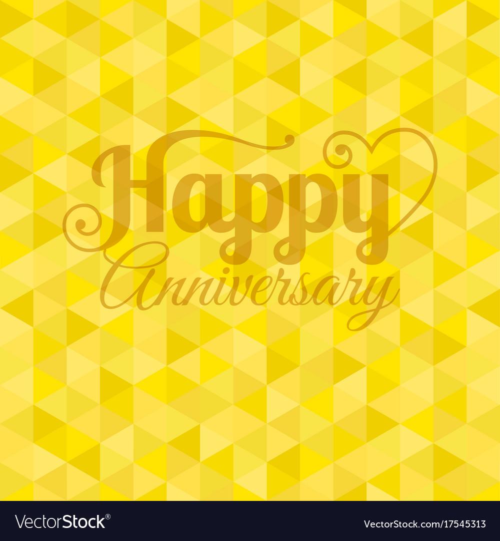 Happy anniversary letter