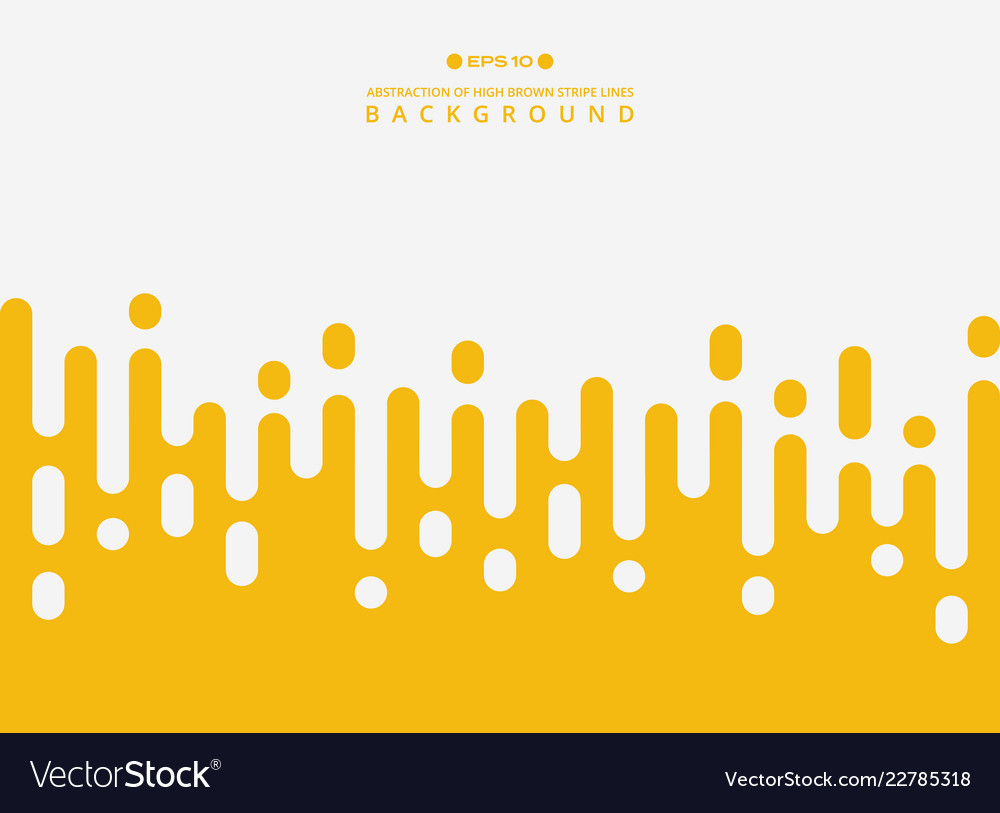 Abstract of fresh yellow color stripe lines