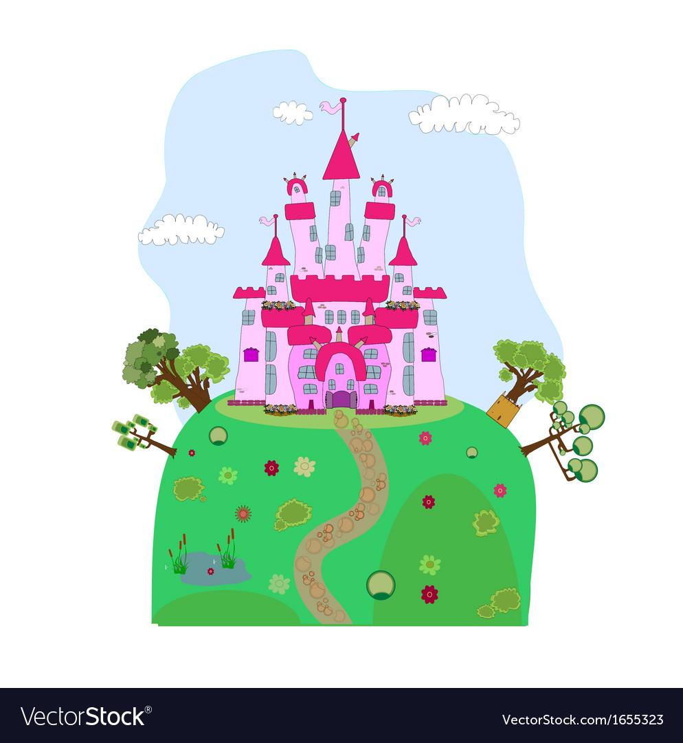 A magic castle
