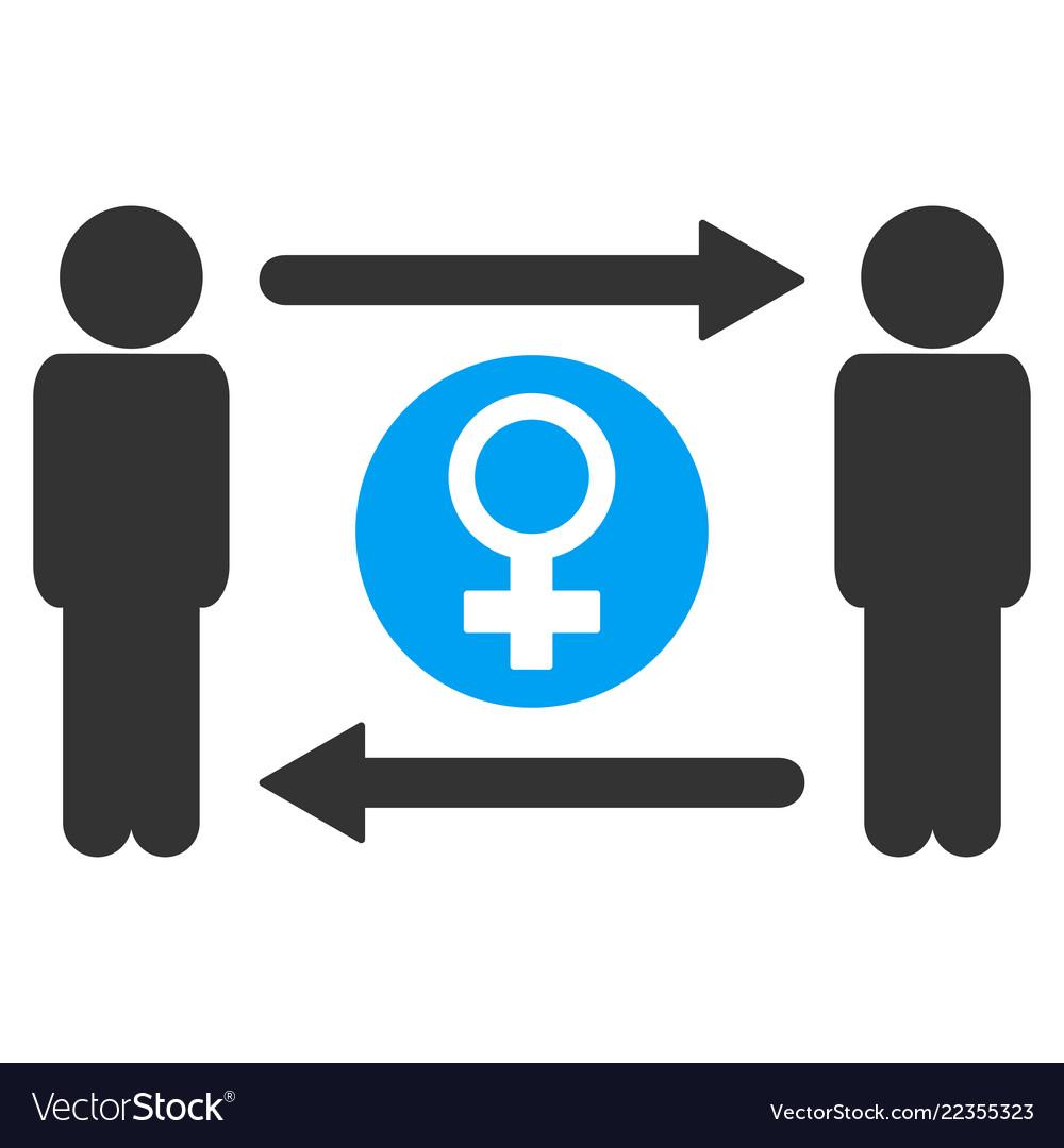 Swingers exchange female icon