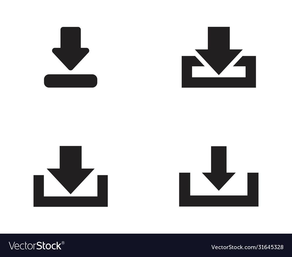 Download icon symbol