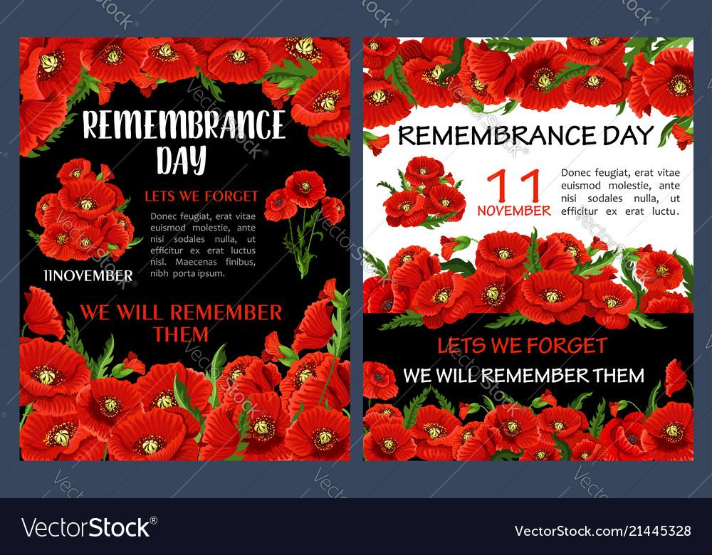 Poppy Flowers Memorial Day - Flowers Healthy