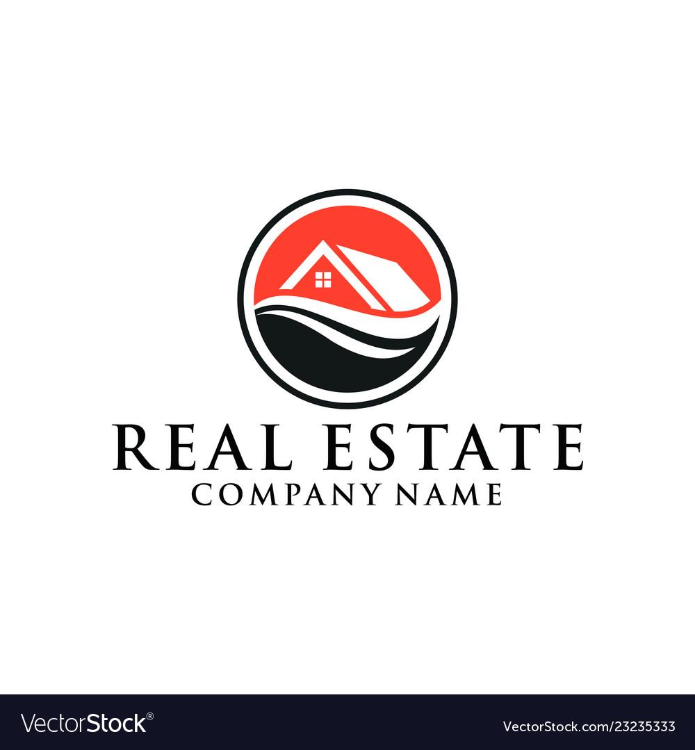 Home real estate logo home real estate logo