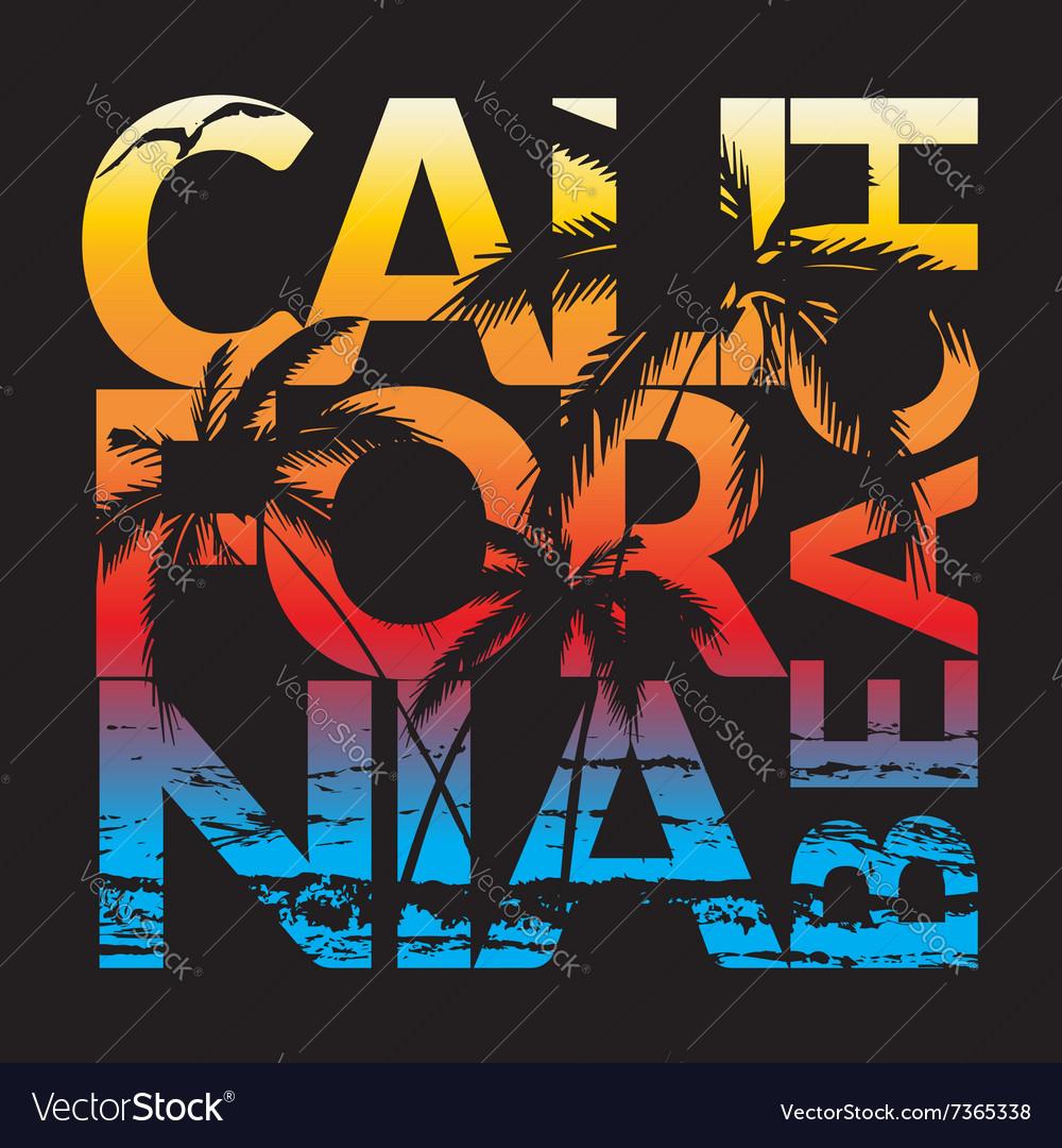 California beach design