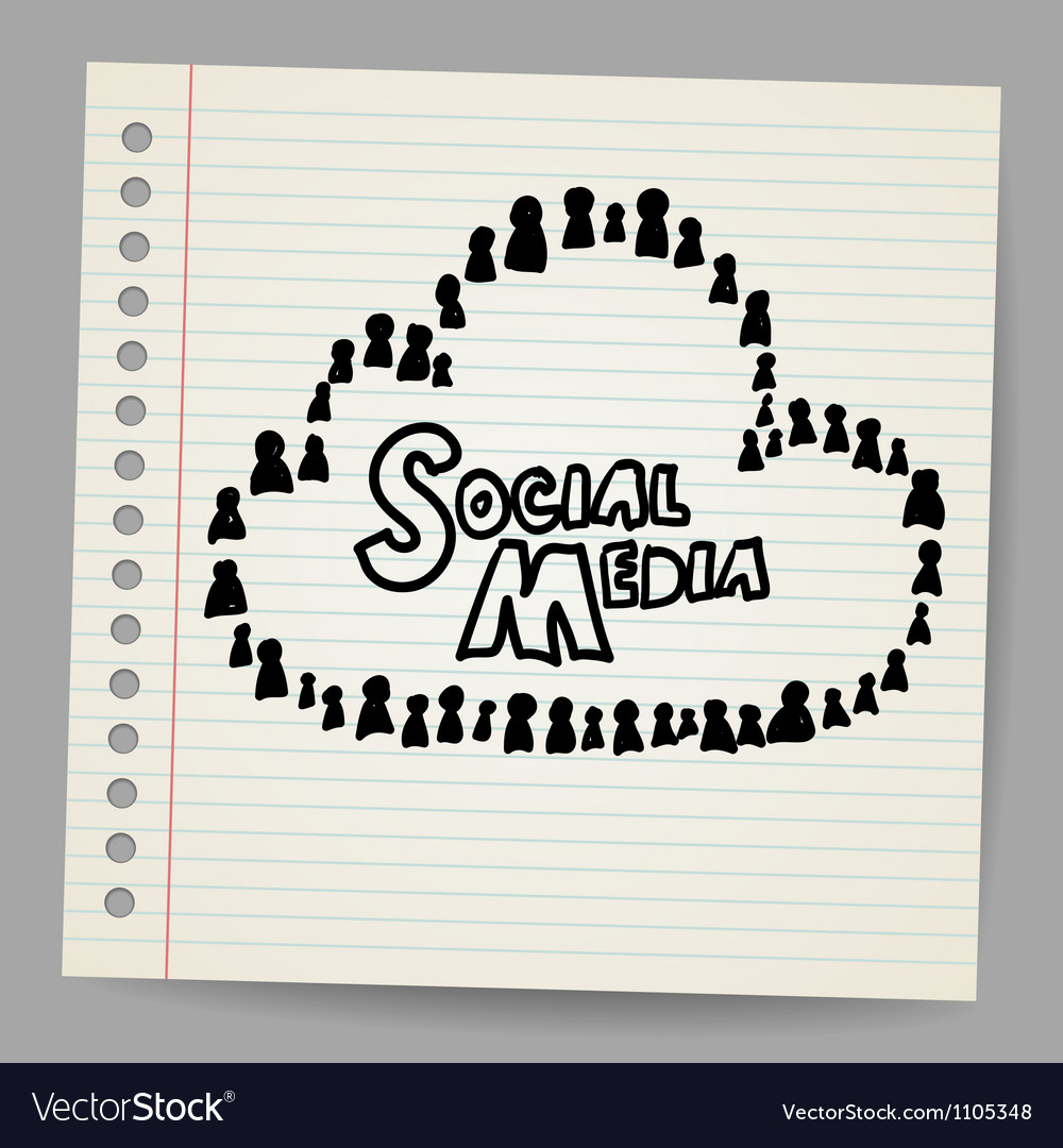 Social Media Cloud Network