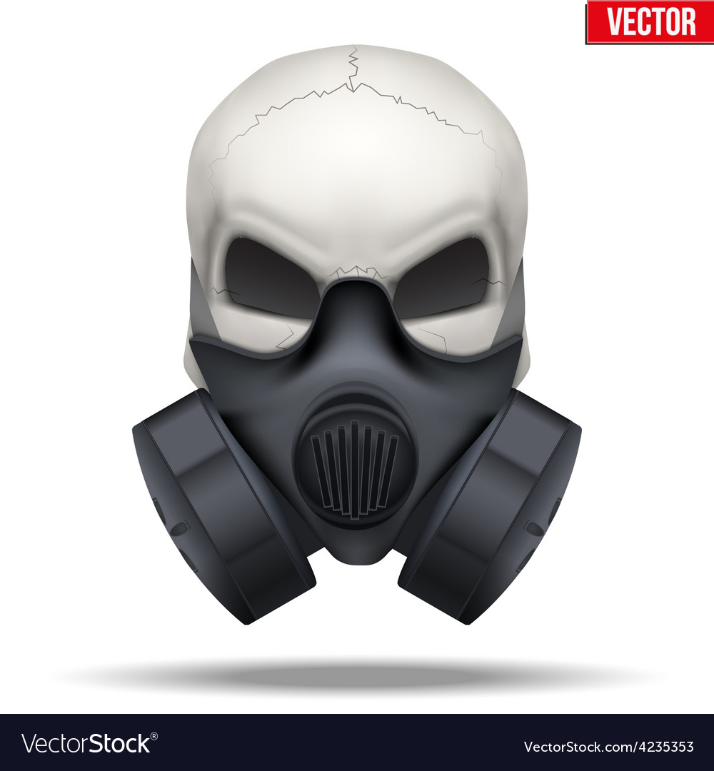 mask with respirator