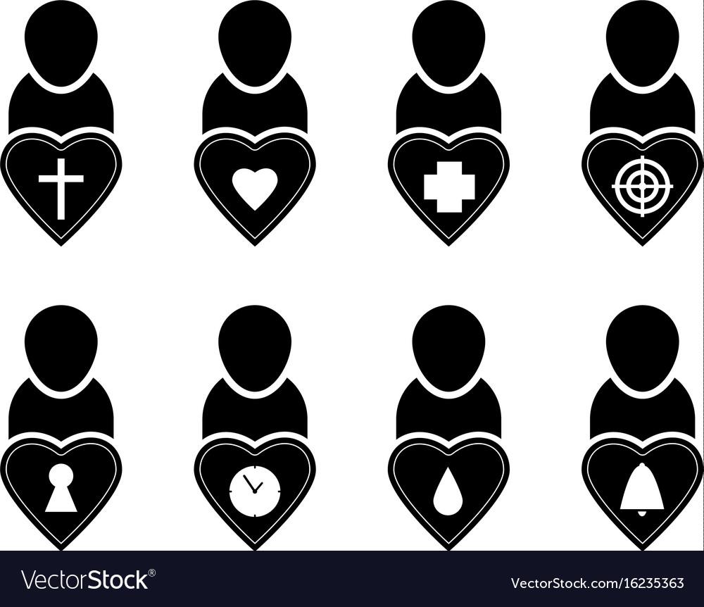 People symbols