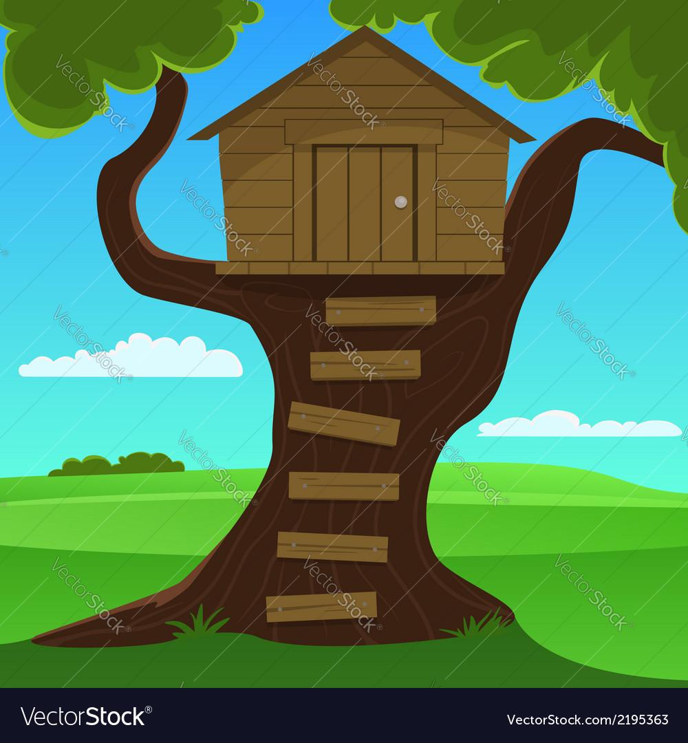 Small Tree House