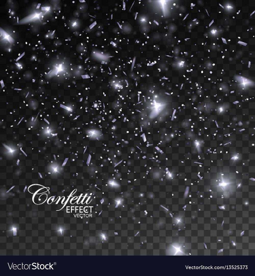 Confetti glitters