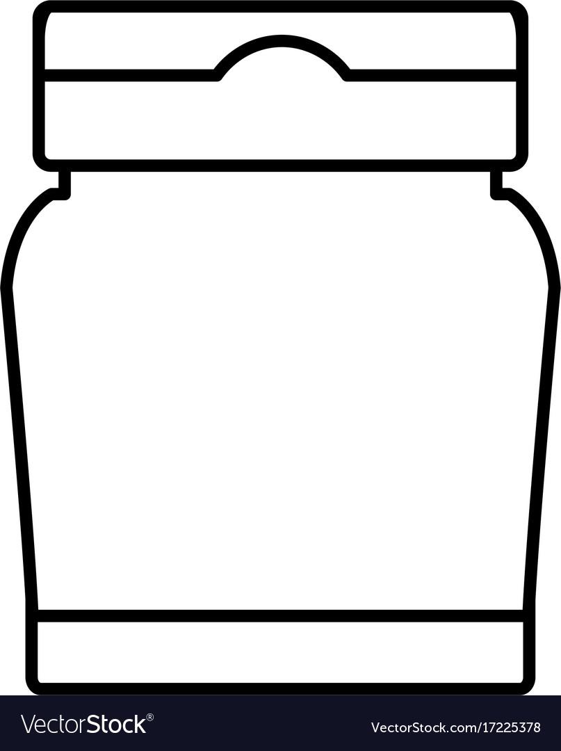 Ketchup sauce bottle