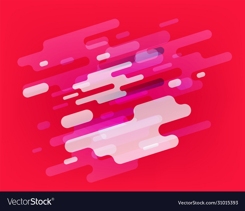 Abstract composition color clouds abstract
