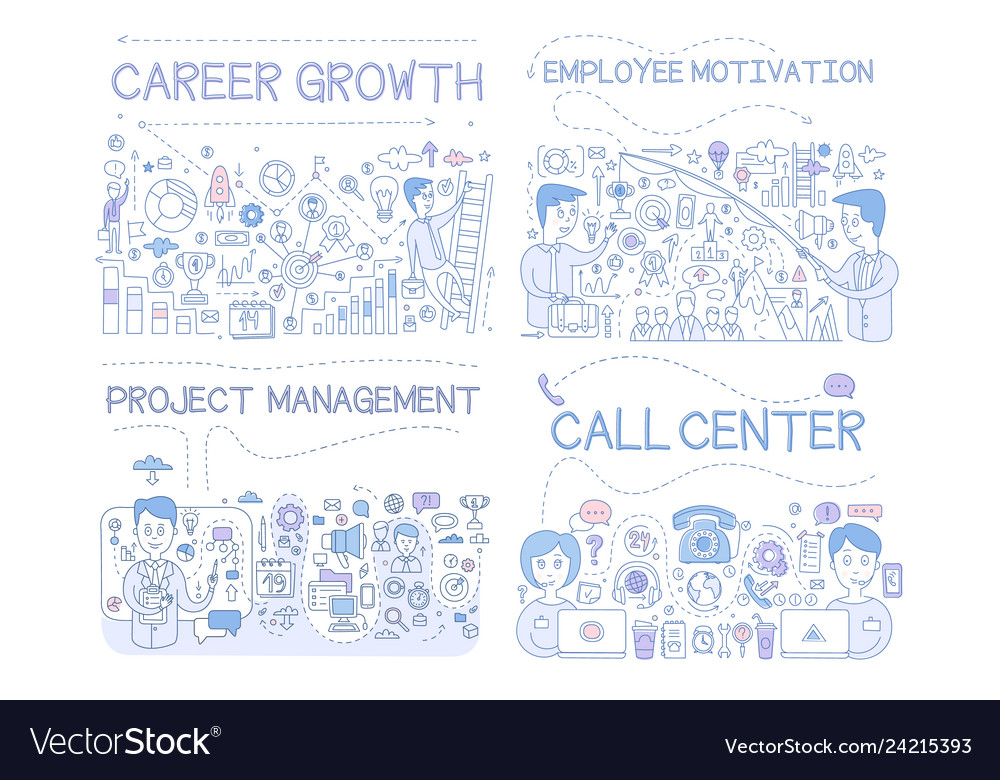 Career growth employee motivation project