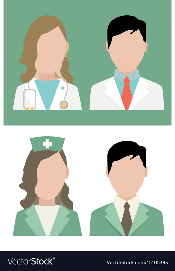 Medical care concept with medicine icons design vector image