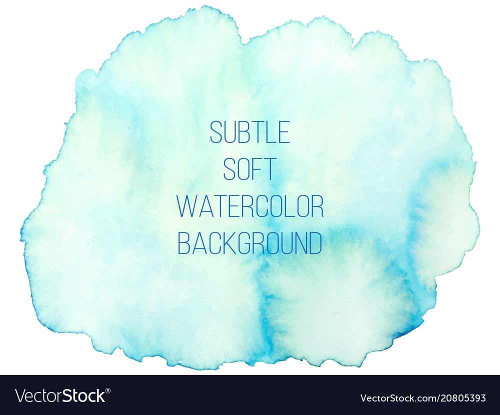 Olorful abstract background soft blue and green