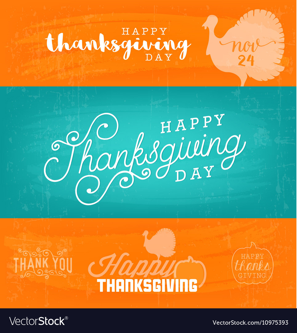 Thanksgiving Design Background Templates